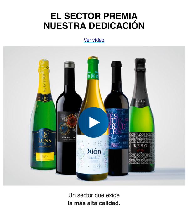 adcolabels premios 2016 flexografía etiquetas adehsivas para vino cosmética farmaci industria alimentación sistemas de impresión impacto visual diseño calidad
